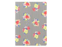 Flexi Linen - Floral Patch A6 WTV ML Blk