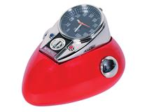 RETRO MOTORBIKE GAS TANK RED