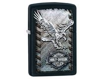 28485 Harley IRON EAGLE - BLACK MATTE