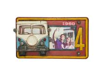 PHOTO FRAME LIC/PLATE CAMPERVAN