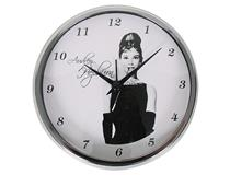 AUDREY CLOCK WITH ALARM