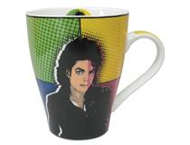 POP ART MUG - MICHAEL JACKSON