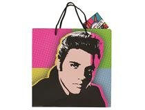POP ART PAPER BAG - ELVIS PRESLEY