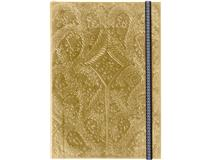 A5 Paseo Journal Gold