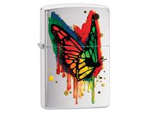 29392 BUTTERFLY - BRUSH CHROME