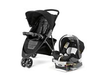 Stroller: Viaro Travel System - Apex