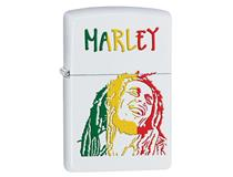 29308 BOB MARLEY 3 COLOURS - WHITE MATTE