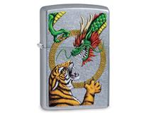 29837 Street Chrome Tiger vs Dragon